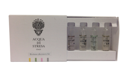 Acqua Di Stresa Sample set 4 x 1