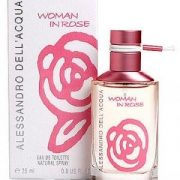 Alessandro Dell` Acqua Woman In Rose купить духи