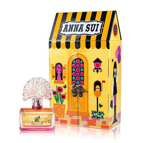 Anna Sui Tin House Flight of Fancy купить духи