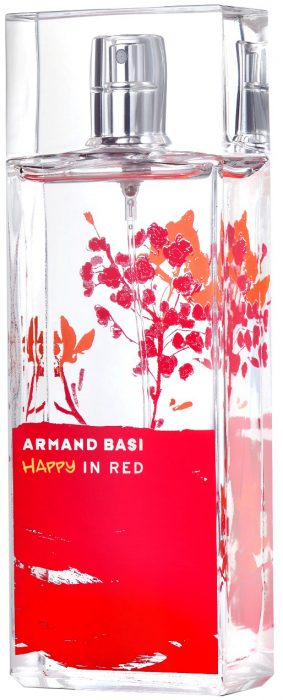 Armand Basi Happy In Red купить духи