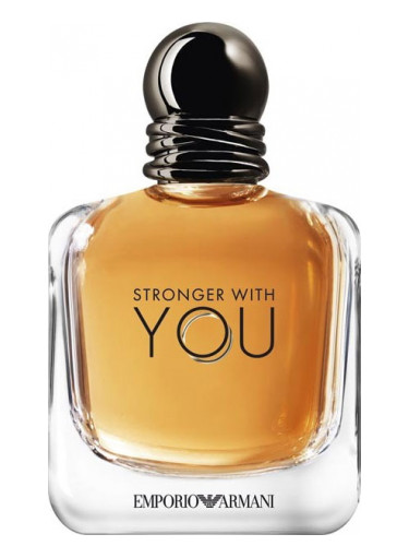 Armani Emporio Stronger With You купить духи