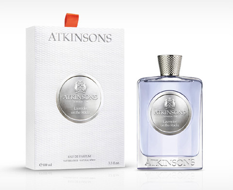 Atkinsons Lavender on the Rocks купить духи