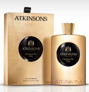 Atkinsons Oud Save The King купить духи