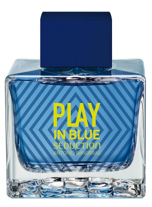 Banderas Play In Blue Seduction For Men купить духи