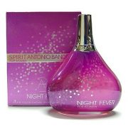 Banderas Spirit Night Fever for women купить духи