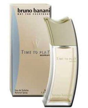 Bruno Banani Time to Play купить духи