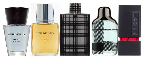 Burberry Miniature Collection for Men купить духи