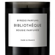 Byredo Fragranced Candle Bibliotheque купить духи