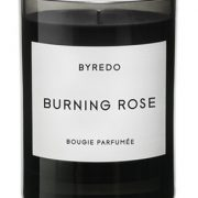 Byredo Fragranced Candle Burning Rose купить духи