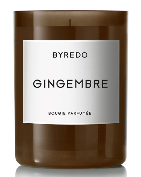 Byredo Fragranced Candle Gingembre купить духи