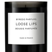 Byredo Fragranced Candle Loose Lips купить духи