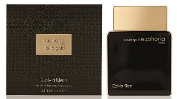 CK Liquid Gold Euphoria Men купить духи