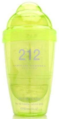 Carolina Herrera 212 Summer Cocktail купить духи