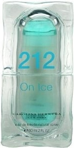 Carolina Herrera 212 a Summer on Ice 2003 купить духи
