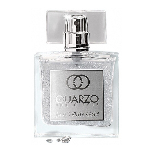 Cuarzo The Circle Just White Gold купить духи
