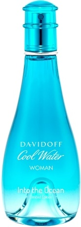 Davidoff Cool Water Into The Ocean for women купить духи
