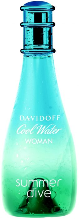 Davidoff Cool Water Summer Dive Woman купить духи