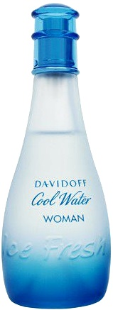 Davidoff Cool Water Women Ice Fresh купить духи