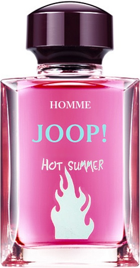 Joop Homme Hot Summer купить духи