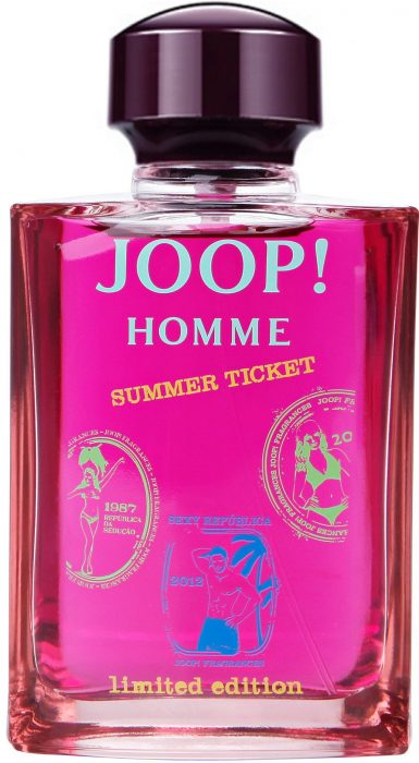 Joop Homme Summer Ticket купить духи