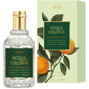 Maurer & Wirtz 4711 Acqua Colonia  Blood Orange & Basil Limited Edition купить духи