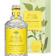 Maurer & Wirtz 4711 Acqua Colonia Lemon & Ginger купить духи