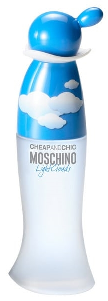 Moschino Cheap and Chic Light Clouds купить духи