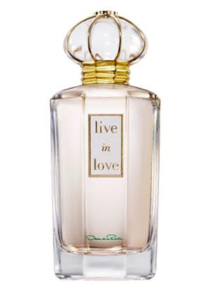Oscar de la Renta Live in Love купить духи