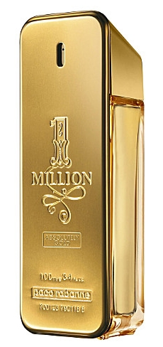 Paco Rabanne 1 Million Absolutely Gold купить духи