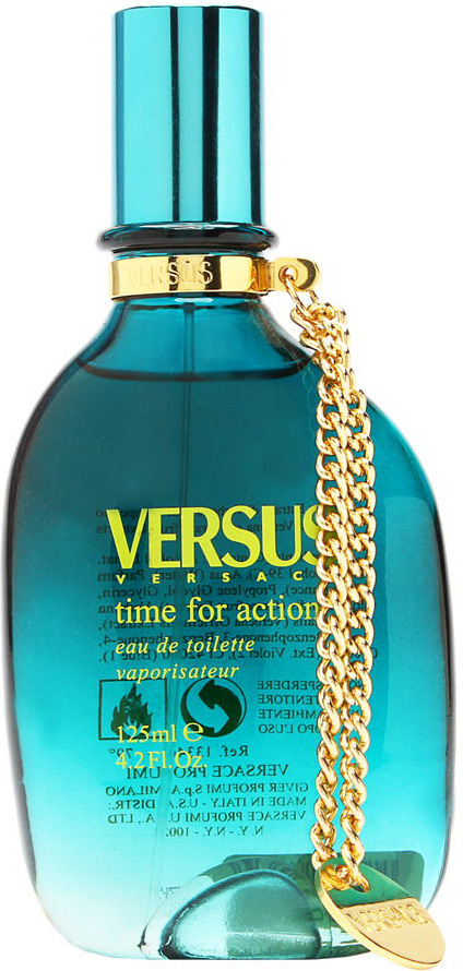 Versace Versus Time for Action купить духи