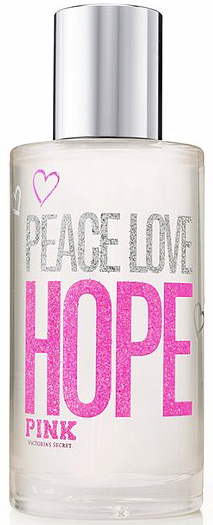 Victorias Secret Hope Pink Peace Love купить духи